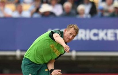 IPL 202: Morris recovering from side strain, unlikely for game against KXIP