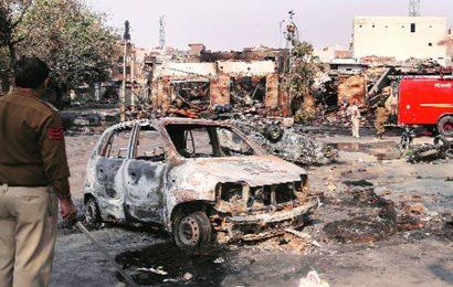 Retd IPS officer Julio Ribeiro questions Delhi riots probe