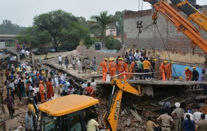 4, including 3 migrant labourers, killed in building collapse in Punjab town