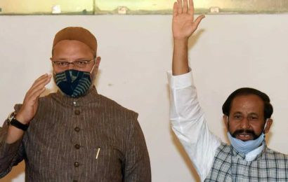 Owaisi forms separate anti-BJP front for Bihar polls