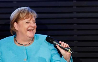 Germany is calling the shots in Europe and Merkelisn't sorry