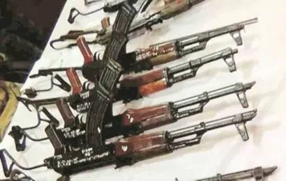 Bengal: Rusted arms unearthed in Goaltore, parties blame each other
