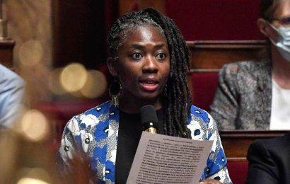 Anger after French magazine depicts Black lawmaker as slave