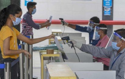 JEE Main 2020: Exam begins, students say Covid -19 safety protocols maintained at centres