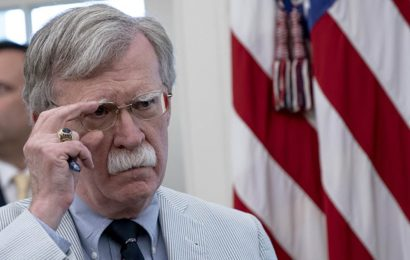 US Justice Department opens criminal inquiry into John Bolton's book