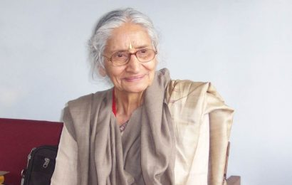 Kapila Vatsyayan sought the worlds of scholarship and practice with equal passion