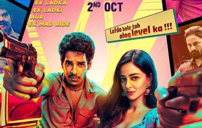Khaali Peeli trailer: Ishaan Khatter, Ananya Panday promise a typical Bollywood masala entertainer