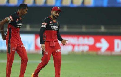 Virat Kohli lauds 'outstanding' Super Over from Navdeep Saini