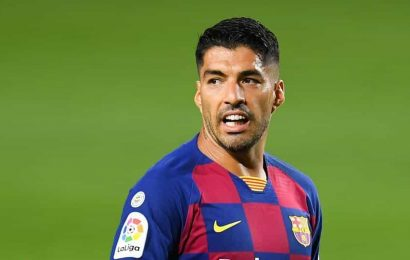 Emotional Suárez says it was tough to accept Barça departure