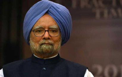 'Criticised for being too selective in allowing projects that hurt environment': Former PM Manmohan Singh
