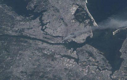 9/11: Rare photo by NASA captures aftermath of September 2001 attack from space