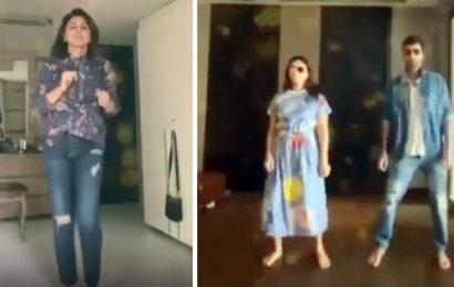 Ranbir Kapoor, Alia Bhatt and Neetu Singh's dance on Aap Jaisa Koi for Riddhima Kapoor's birthday is UNMISSABLE – watch video