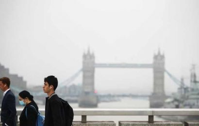 Covid-19 a six-month problem as UK enters colder seasons:Top medic