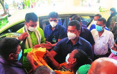 One RT-PCR lab, one Covid hospital, Tripura fights surge