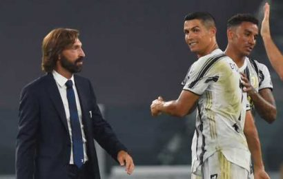 Andrea Pirlo gets coaching career at Juventus off to sparkling start in 3-0 win