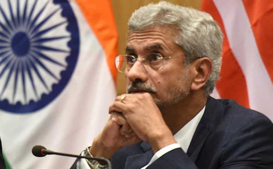 'Excellent discussions': MEA on meeting between Jaishankar and Russian foreign minister