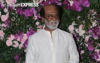 Rajinikanth sends audio message to fan for quick recovery from COVID
