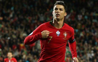 Cristiano Ronaldo, stuck on 99 goals, doubtful for UEFA Nations League match