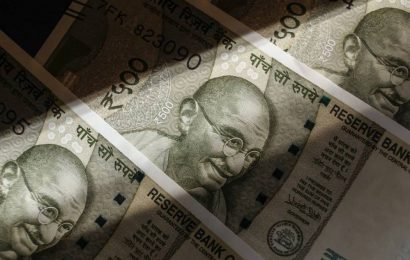 Rupee settles 10 paise higher at 73.76 against US dollar