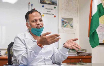 Make social gatherings safe with tissues, sanitiser, masks: Delhi health minister