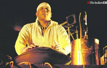 Sivamani on Atkan Chatkan: Took the opportunity to show the world my sound