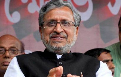 Sushil Modi: It's NDA that gave 17% reservation to SC/STs in panchayat elections
