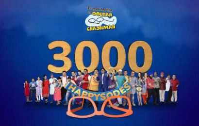 Taarak Mehta Ka Ooltah Chashmah completes 3000 episodes