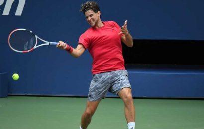 US Open: Thiem crushes Augur-Aliassime to reach quarters