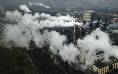 China's carbon target moves big economies into radicalclimate consensus