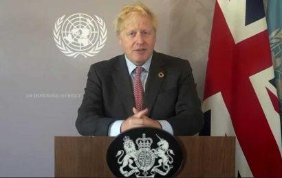 'Common foe': Boris Johnson urges world leaders to unite against Covid-19