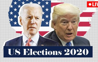 US Elections 2020 LIVE Updates: Trump, Biden to face off in first presidential debate