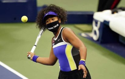 Ahmaud Arbery to George Floyd – A look at all the masks of Naomi Osaka at U.S. Open