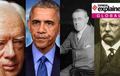 Explained: The US Presidents who have won Nobel Peace Prize