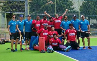 Hockey India appoint two temporary coaches to ease Graham Reid's workload