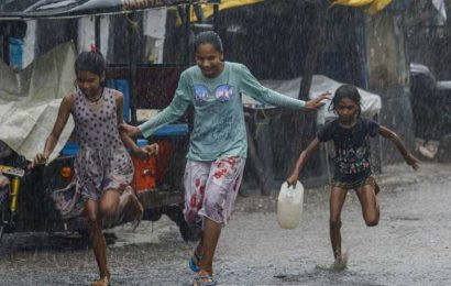 Light to moderate rainfall predicted for Delhi today
