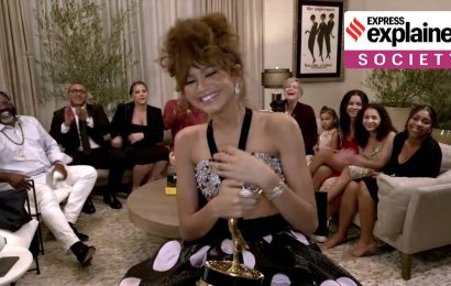 Explained: Zendaya's win, and diversity at the Emmys