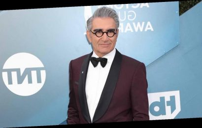 Eugene Levy Wins Outstanding Lead Actor in a Comedy Series Emmy