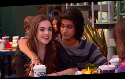 Avan Jogia congratulated his on-screen 'Victorious' girlfriend Elizabeth Gillies on her recent wedding: 'My sweet friends got married'
