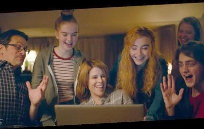 Sabrina Carpenter & Fin Argus Are Best Friend Goals in Disney+'s New 'Clouds' Trailer – Watch Now!