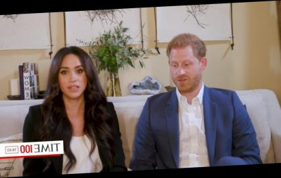 Prince Harry & Meghan on online life: 'This is global crisis, a global crisis of hate'