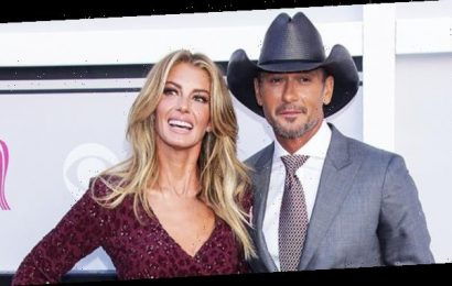 Tim McGraw Gushes Over Faith Hill Being A 'Role Model' For Their 'Remarkable Daughters' On 24th Anniversary
