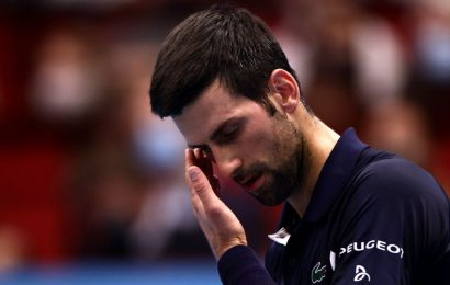 Djokovic, Thiem ousted in Vienna Open quarters