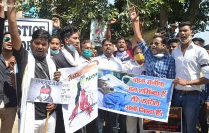 Curbs on media in Hathras victim's village to continue pending probe