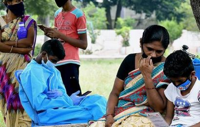 COVID tests in Andhra Pradesh inch closer to 60 lakh