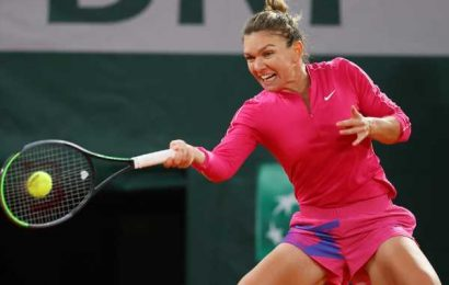 French Open PIX: Teenager upsets top seed Halep