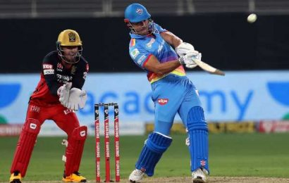 PHOTOS: Delhi Capitals vs Royal Challengers Bangalore
