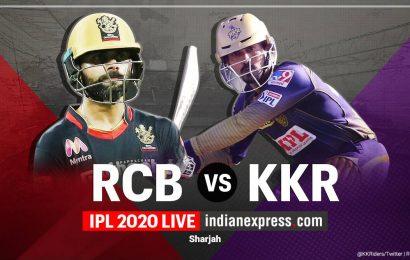 IPL 2020, RCB vs KKR Live Cricket Score Online: Can Kohli's RCB outwit Knight Riders?
