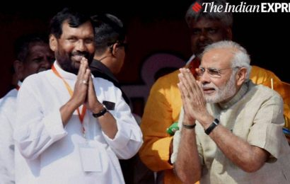 'A firebrand socialist, voice of oppressed': Leaders pay tributes to LJP founder Ram Vilas Paswan