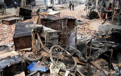 Citizens' committee to probe Delhi communal riots