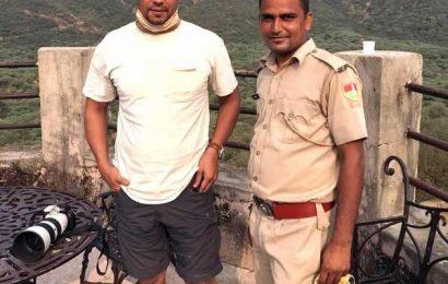 Spotted: Randeep Hooda in Jaipur
